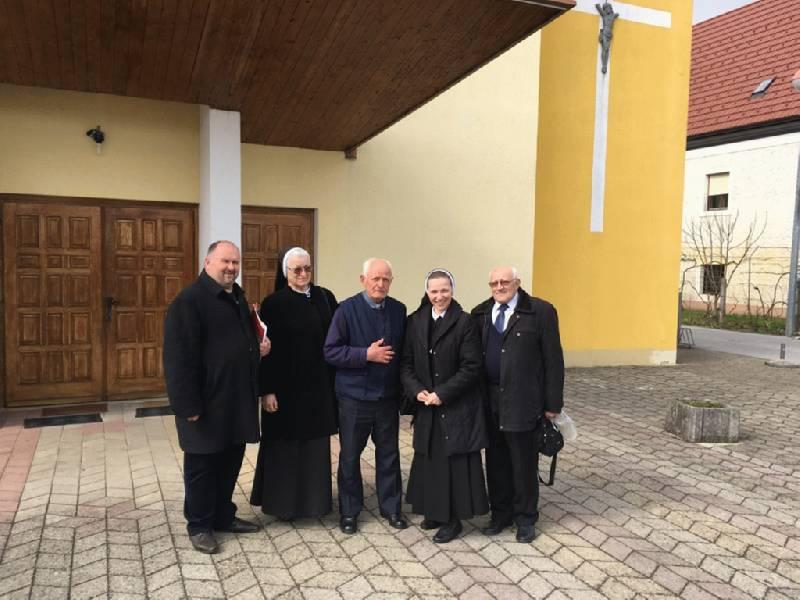Predstavljanje bl. Drinskih mučenica u Hrnetiću