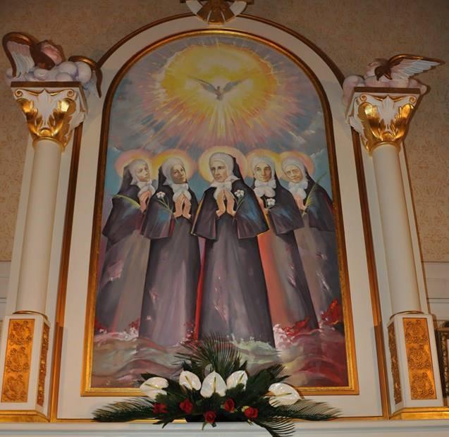 NAJAVE - Proslava spomendana bl. Drinskih mučenica u raznim mjestima