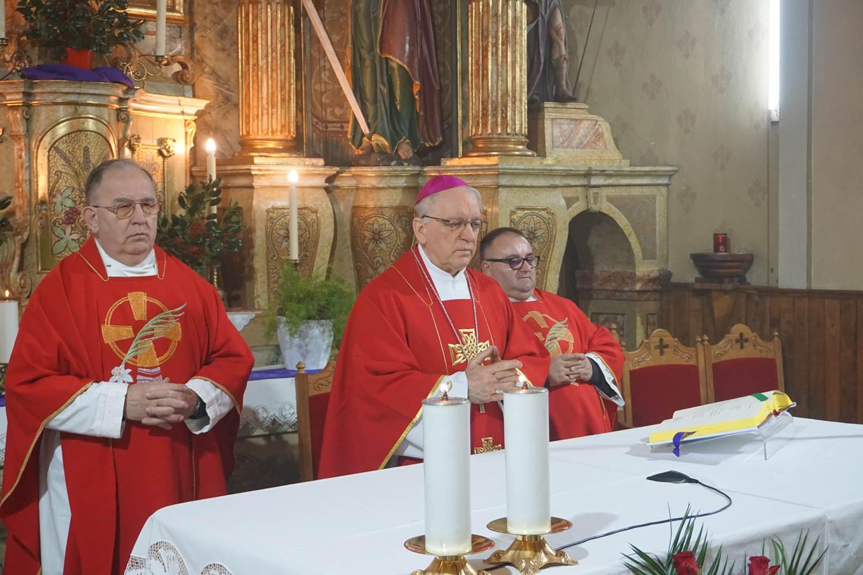 Proslava spomendana blaženih Drinskih mučenica u Starom Petrovom Selu