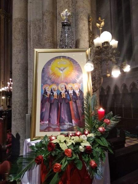 Proslavljen spomendan s. Jule i susestara mučenica u Zagrebačkoj katedrali