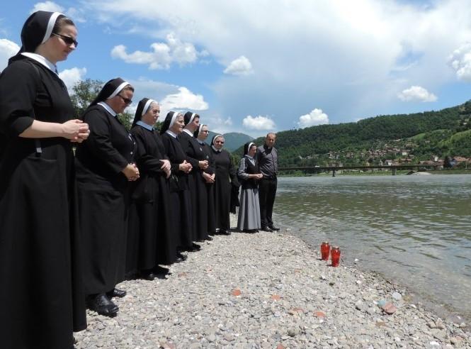 Molitveno-meditativni hod putevima Drinskih mučenica