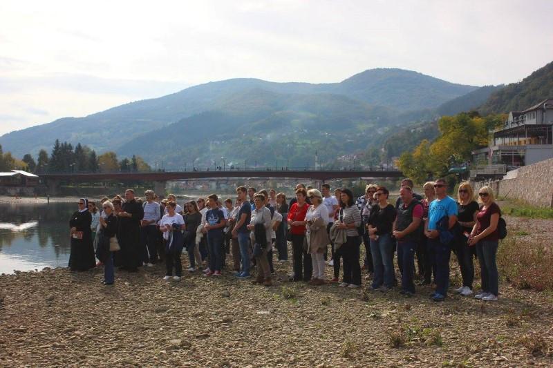 Župa sv. Nikole-Bistra hodočastila putem blaženih Drinskih mučenica