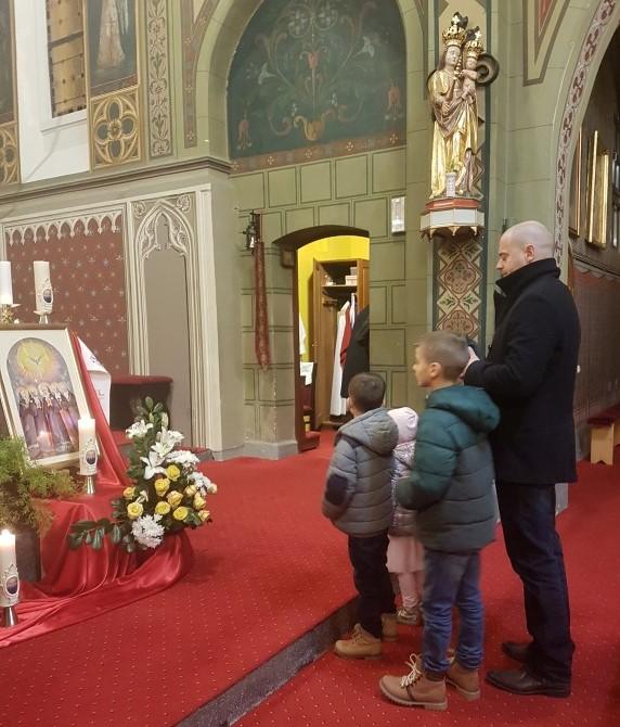 Proslava spomendana bl. Drinskih mučenica u Granešini