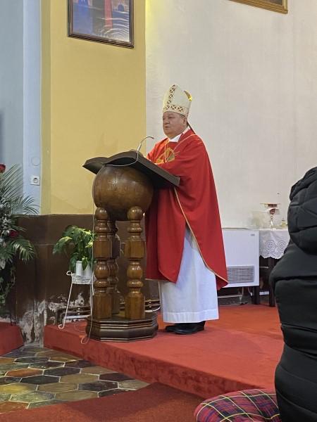 Proslava spomendana blaženih Drinskih mučenica u Velikom Grđevcu
