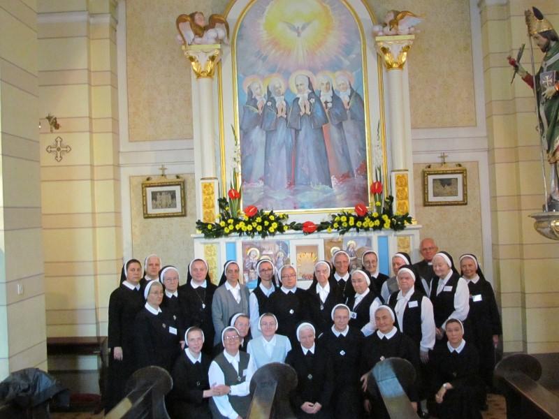 Članice VIII. plenarnog vijeća stopama Utemeljiteljice i bl. Drinskih mučenica