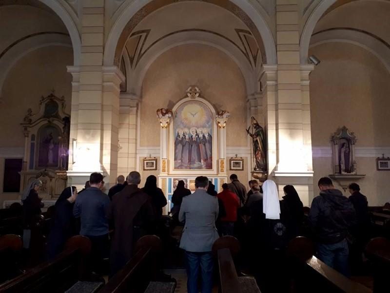 Animatori za duhovna zvanja preporučili se zagovoru bl. Drinskih mučenica