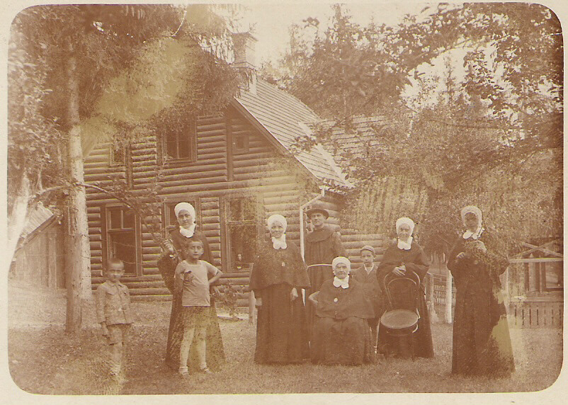 Sestarska zajednica na Palama