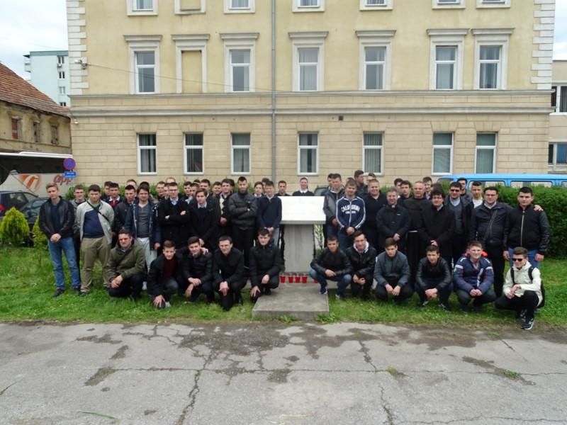 Hodočašće sjemeništaraca Crkve u Hrvata