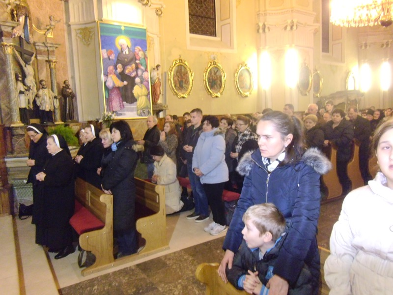 Proslava spomendana bl. s. Jule i susestara u Starom Petrovom Selu