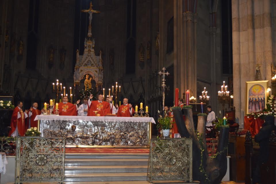 Proslava spomendana u Zagrebačkoj katedrali