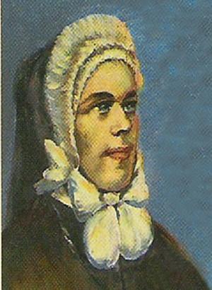 Sister Antonija Fabjan