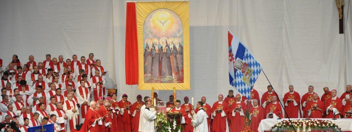 Beatificação das Mártires do Drina