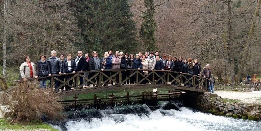 Hodočasnici Zadarske nadbiskupije putevima bl. Drinskih mučenica