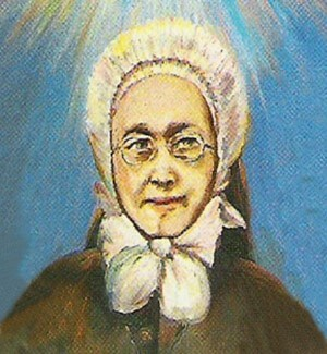 Sister Berchmana Leidenix