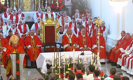 Proslava prvoga spomendana u raznim mjestima