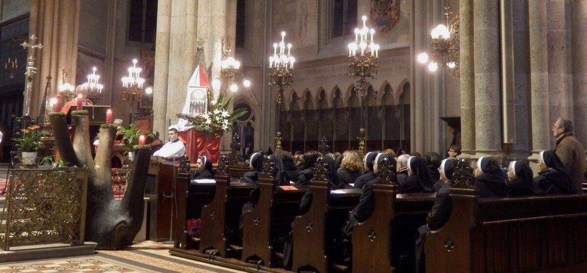 U Zagrebačkoj katedrali proslavljen spomendan Blažene s. Jule i susestara - Drinskih Mučenica