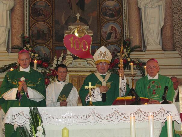 Zahvalno euharistijsko slavlje za beatifikaciju Drinskih mučenica